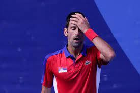World No. 1 Novak Djokovic Leaves Tokyo ...