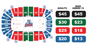 Single Game Tickets Hartford Wolf Pack