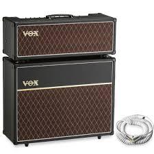 ac30. vox ac30 head \u0026 v212c 2x12 cabinet. loading zoom ac30