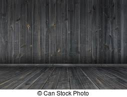 Red wall and dark wood floor drawing Search Clip Art Illustrations