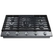 36 in gas cooktop