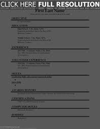 Optimal Resume Wyotech Resume For Study
