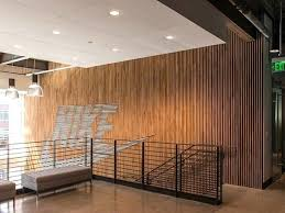 designs ideas wall design office. Feature Wall Design Office Wood Fieldwork Architecture House Designs Ideas Plans .