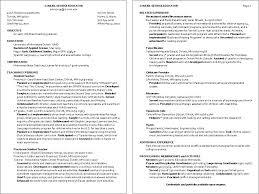 Child Care Resume Child Care Director Resume Skills Noxdefense Com