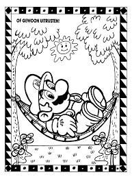 Mario Kleurplaat Bowser Ausmalbilder Mario 19 Ausmalbilder