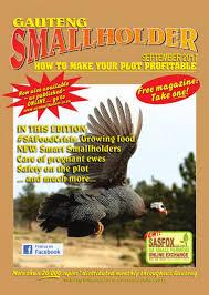 Small Holder Magazine Inspiration Gauteng Smallholder Gauteng Smallholder September 32 Joomag