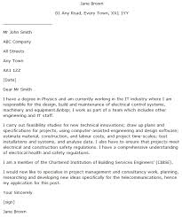 Electrical Engineer Cover Letter Electrical Engineer Cover Letter Example Learnist Org