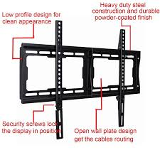 sony tv wall mount. amazon.com: videosecu low profile tv wall mount bracket for most 32\ sony tv l