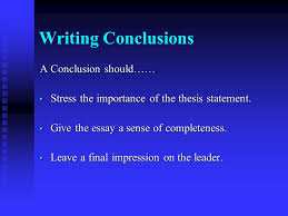 paragraph essay introduction body conclusion ppt video  24 writing conclusions