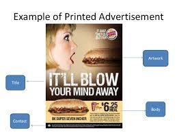 Advertisement Example Text Under Fontanacountryinn Com