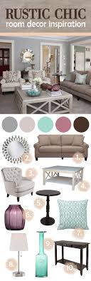 Living Rooms Decor 1000 Ideas About Rustic Living Room Decor On Pinterest Rustic