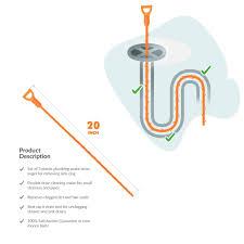 unclog bathtub drain with snake ideas