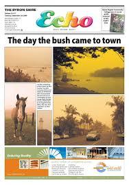 Byron Shire Echo Issue 24.17 29 09 2009 by Echo Publications.