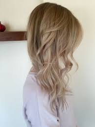 Dark Natural Blonde Hair Color