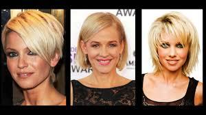 Korte Blonde Kapsels