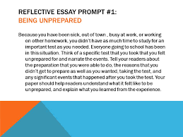 rsvp running start virtual project lesson the reflective 16 reflective essay prompt