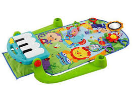 image is loading fisher baby kick play piano gym