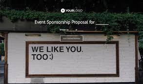 This Free Event Sponsorship Proposal Template Won 16m Of
