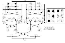 led light circuit diagram pdf led image wiring diagram dancing lights electronics circuits hobby on led light circuit diagram pdf