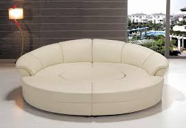 Featured Image of Round Sectional Sofa Bed
