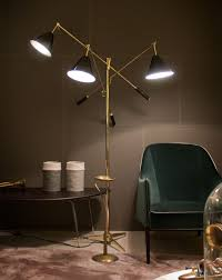 34 Standing Lamps For Living Room Decorative Gold Floor Lamps For