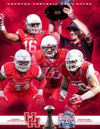 2015 Houston Football Media Guide