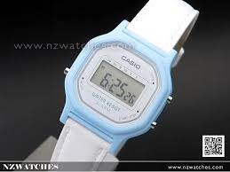 casio las kids leather band digital watch la 11wl 2a la11wl nzwatches com