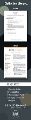 294 Best Awesome Cv Template Images On Pinterest Cv Template