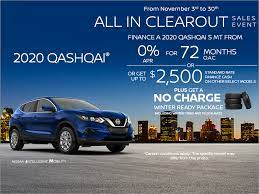 Evergreen Nissan Get The 2020 Qashqai Today
