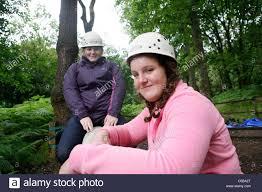 Wellsprings Weightloss Camp, Lake District, UK Stock Photo: 37743408 ...