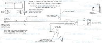 electronic brake control with stoplight switch and trailer connector tekonsha p3 electric brake controller wiring diagram electronic brake control with stoplight switch and trailer connector