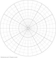 Polar Coordinates Graph Paper Magdalene Project Org