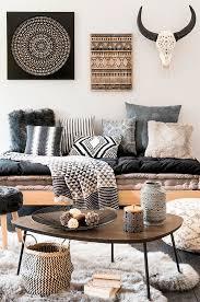 deko furniture. Delighful Furniture DekoTrend Graphik Tribu U2013 EthnoAmbiente  Maisons Du Monde On Deko Furniture C