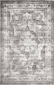 5 x8 sofia gray area rug