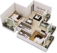 3 bedroom home design plans. two bedroom house/apartment floor plans 3 home design