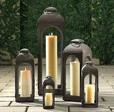 extra large outdoor candle lanterns extra large outdoor lanterns astonish oversized decorating ideas for