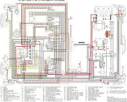 1972 vw super beetle wiring diagram 1972 image color wire diagram 1972 vw color auto wiring diagram schematic on 1972 vw super beetle wiring