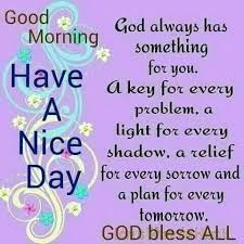 Good Morning Blessing Quotes Delectable Good Morning God Has Something For You Morning Good Morning Morning