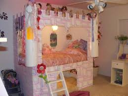 Princess Bedrooms For Girls Castle Beds For Kids 374 069 Princess Castle Twin Size Tent Bunk B