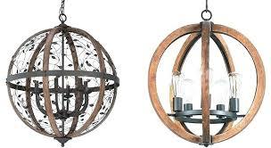 sphere globe chandelier wood and metal light fixtures wood sphere chandelier magnificent metal sphere chandelier wood orb chandelier designs