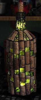 interesting lighting fixtures. 14 wine bottle and corks used in an interesting lamp design lighting fixtures g