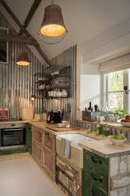 Vintage Farmhouse Kitchen Cabinets