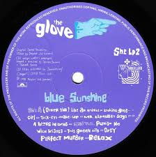 The <b>Glove</b> - <b>Blue Sunshine</b> | Vinyl labels, Sunshine, Gloves
