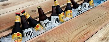 Table With Drink Trough Beer Trough Picnic Table Yea Or Nay Core77