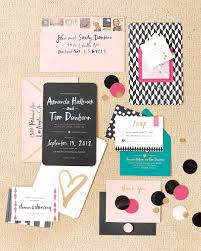 7 wedding invitation etiquette tips martha stewart weddings When To Send Out Wedding Invitations And Rsvp be creative (but clear) when to send wedding invitations and rsvp