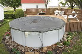 34 Winter Cover for 30 Round Pool 20 Yr Silver Royal Swimming Pools