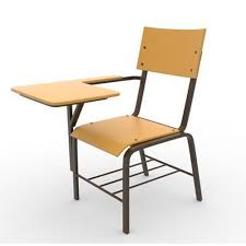 school chairs. Fine School Classroom Chair With Writing Pad In School Chairs A