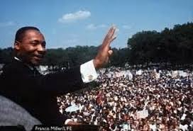 student essay martin luther king jr waving to his fans