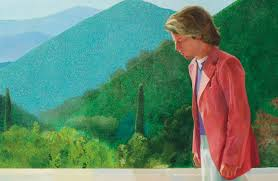 david hockney s masterpiece portrait of an artist pool with two figures looks set to become the world s most expensive artwork by a living artist