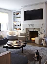 Living Room With A Fireplace 12 Decorating Ideas For Nonworking Fireplace Design Living Room